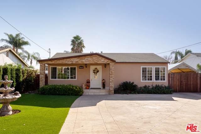18656 Saticoy Street, Reseda, CA 91335 (#19529362) :: Randy Plaice and Associates