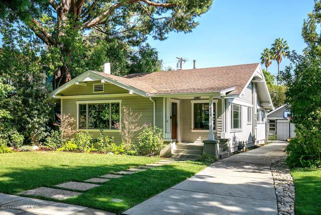 1628 Wayne Avenue, South Pasadena, CA 91030 (#819005188) :: TruLine Realty
