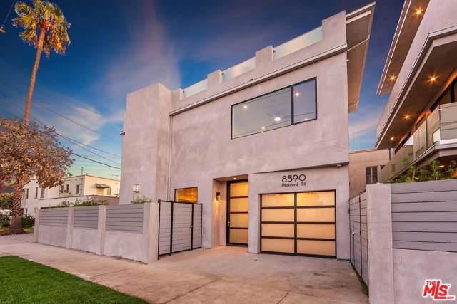 8590 Pickford Street, Los Angeles (City), CA 90035 (#19529610) :: The Agency
