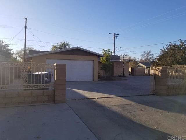 45437 Andale Avenue, Lancaster, CA 93535 (#SR19263650) :: Golden Palm Properties