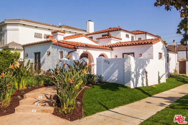 272 S Wetherly Drive, Beverly Hills, CA 90211 (#19529306) :: Pacific Playa Realty