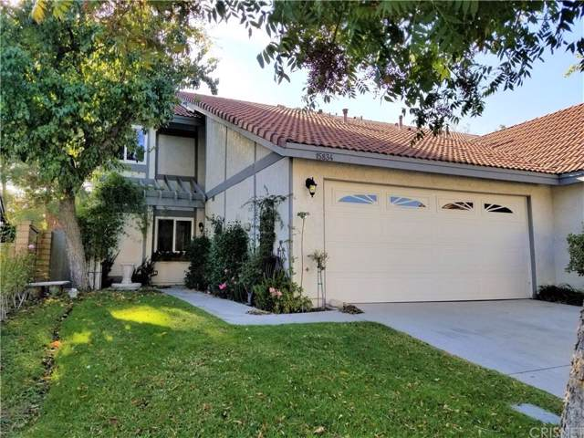 15834 Cindy Court, Canyon Country, CA 91387 (#SR19263744) :: The Pratt Group