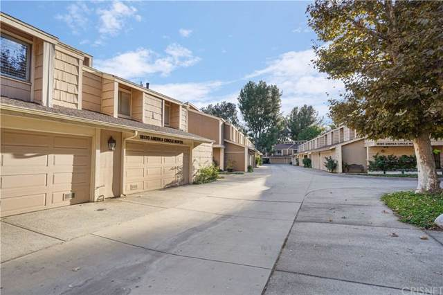18170 Andrea Circle N #2, Northridge, CA 91325 (#SR19263824) :: Randy Plaice and Associates