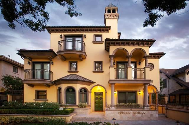 478 S Oakland Avenue #2, Pasadena, CA 91101 (#819005197) :: The Parsons Team