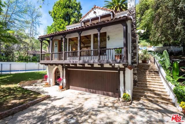8635 Wonderland Avenue, Los Angeles (City), CA 90046 (#19525846) :: Lydia Gable Realty Group