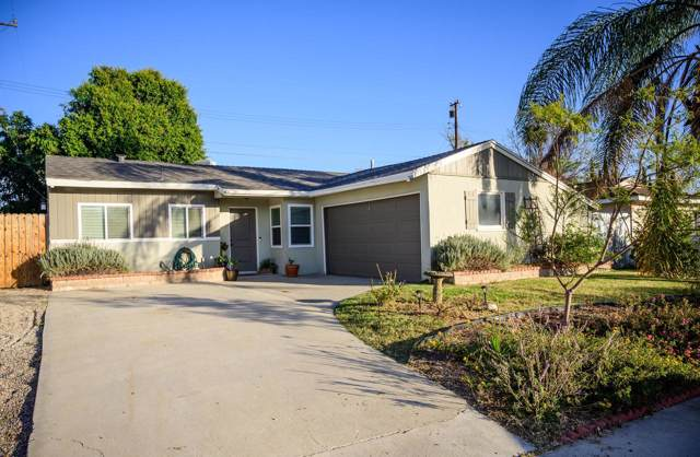 2116 Clover Street, Simi Valley, CA 93065 (#219013718) :: The Agency