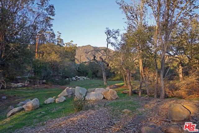 780 Toro Canyon Road, Carpinteria, CA 93013 (#19529884) :: Lydia Gable Realty Group