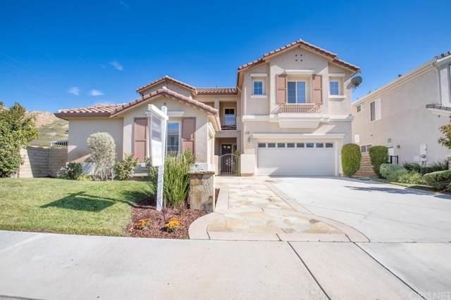 28738 Garnet Canyon Drive, Saugus, CA 91390 (#SR19259420) :: Golden Palm Properties