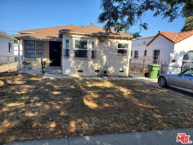 743 W 107TH Street, Los Angeles (City), CA 90044 (#19529902) :: Golden Palm Properties