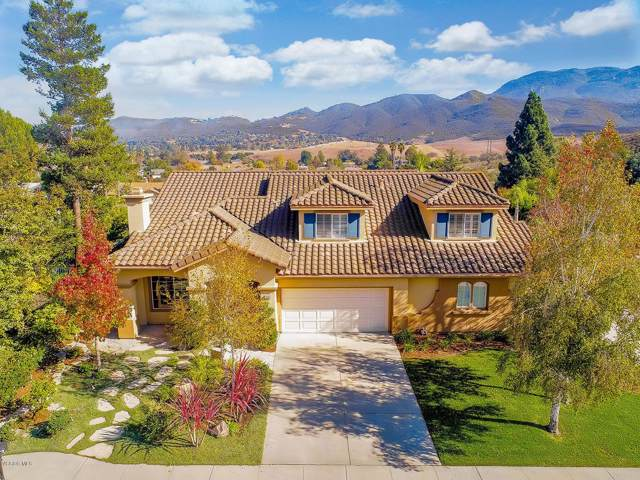 1050 Paseo Santa Monica, Newbury Park, CA 91320 (#219013734) :: Golden Palm Properties
