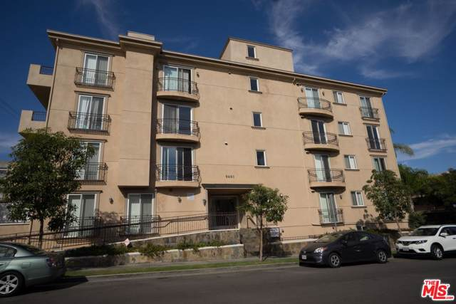 9401 Alcott Street #103, Los Angeles (City), CA 90035 (#19529944) :: The Agency
