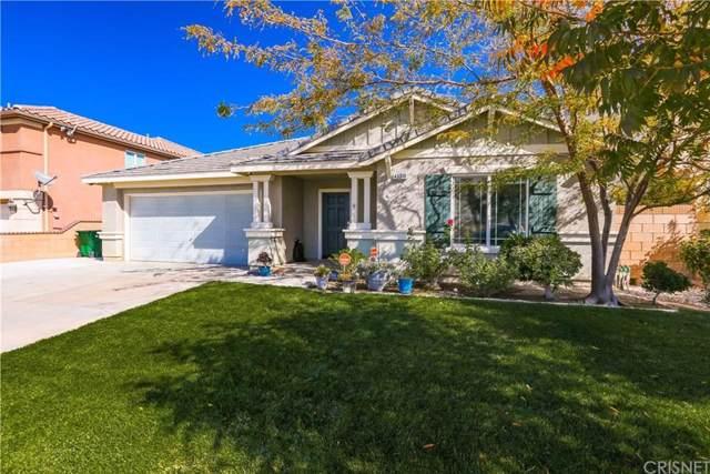 43318 22ND Street W, Lancaster, CA 93536 (#SR19264326) :: Golden Palm Properties