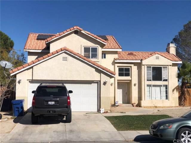 5725 Opal Avenue, Palmdale, CA 93552 (#SR19254749) :: TruLine Realty