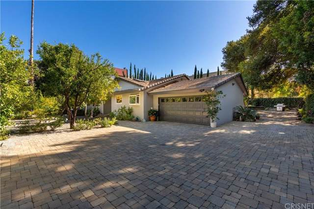 16926 Magnolia Boulevard, Encino, CA 91316 (#SR19264387) :: Randy Plaice and Associates