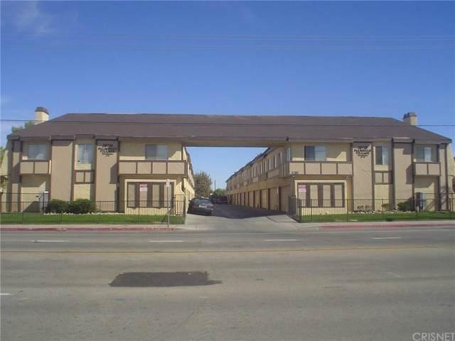 38710 10TH Street E #17, Palmdale, CA 93550 (#SR19264461) :: TruLine Realty