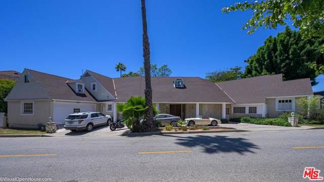 903 Linda Flora Drive, Los Angeles (City), CA 90049 (MLS #19530016) :: Hacienda Agency Inc