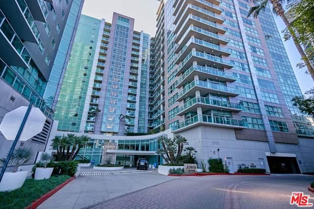 13700 Marina Pointe Drive #1518, Marina Del Rey, CA 90292 (#19529350) :: The Fineman Suarez Team