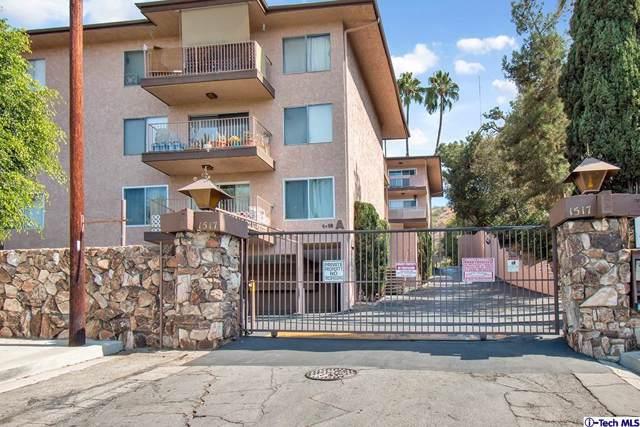 1517 E Garfield Avenue #52, Glendale, CA 91205 (#319004344) :: The Parsons Team