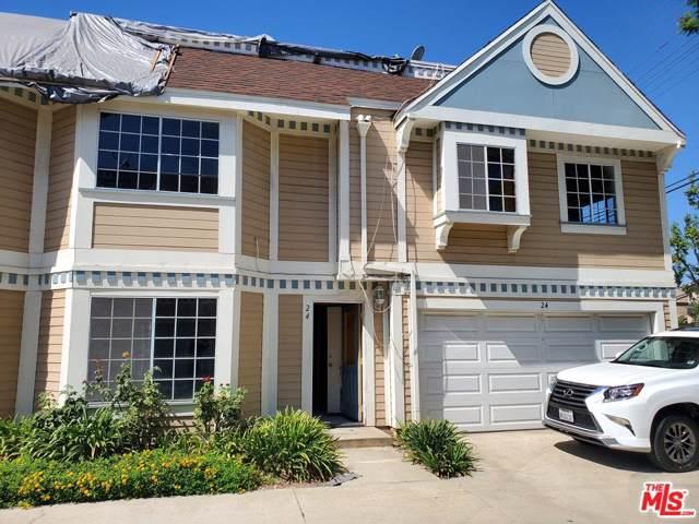 13750 Hubbard Street #24, Sylmar, CA 91342 (MLS #19530040) :: Hacienda Agency Inc