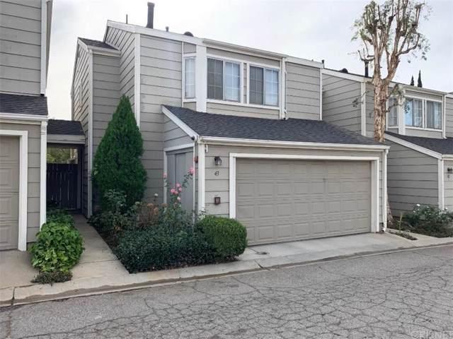 14152 Foothill Boulevard #43, Sylmar, CA 91342 (#SR19264540) :: Randy Plaice and Associates