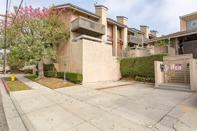 2298 Rose Avenue #101, Signal Hill, CA 90755 (#SR19264572) :: Randy Plaice and Associates