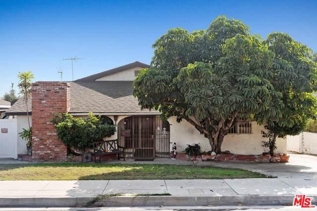 5144 W 141ST Street, Hawthorne, CA 90250 (MLS #19529838) :: Hacienda Agency Inc