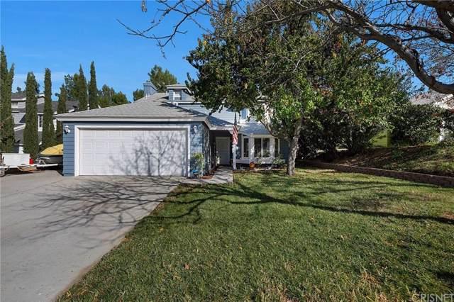 31926 Green Hill Drive, Castaic, CA 91384 (#SR19263790) :: Randy Plaice and Associates