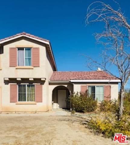 3637 Desert Oak Drive, Palmdale, CA 93550 (MLS #19530050) :: Hacienda Agency Inc