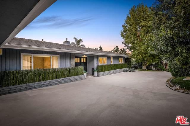 16374 Mandalay Drive, Encino, CA 91436 (MLS #19530058) :: Hacienda Agency Inc