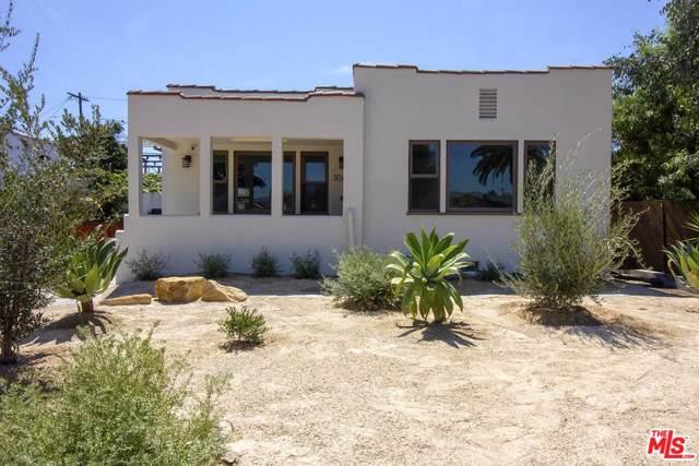 3062 Glenhurst Avenue, Los Angeles (City), CA 90039 (MLS #19529940) :: Hacienda Agency Inc