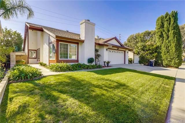 20650 Lemmer Street, Chatsworth, CA 91311 (#SR19264675) :: The Agency