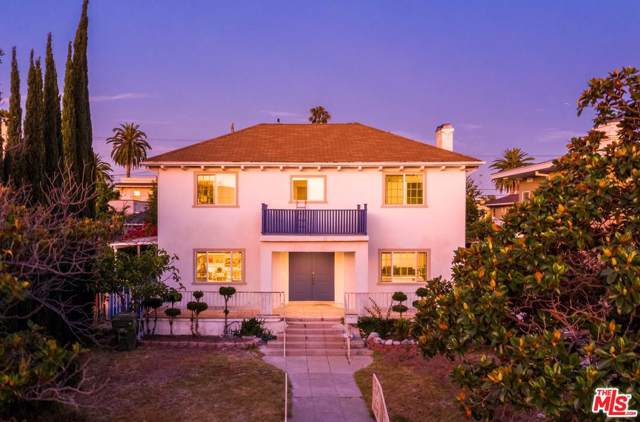 1028 S Wilton Place, Los Angeles (City), CA 90019 (#19530042) :: The Agency