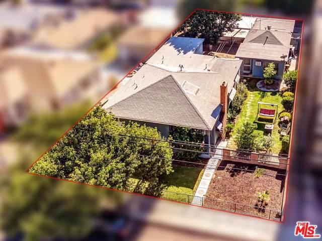 12644 Oxnard Street, North Hollywood, CA 91606 (#19529616) :: The Agency