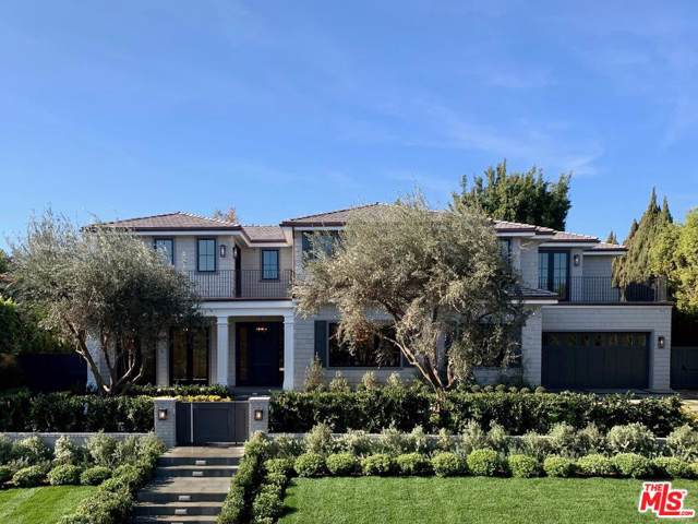 1047 Napoli Drive, Pacific Palisades, CA 90272 (#19528670) :: The Pratt Group