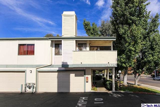 10475 Newhome Avenue #1, Sunland, CA 91040 (#319004552) :: The Parsons Team