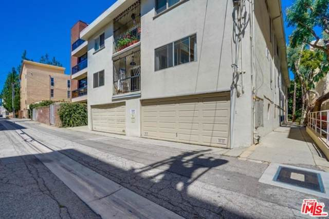 321 N Palm Drive #5, Beverly Hills, CA 90210 (#19530144) :: The Agency
