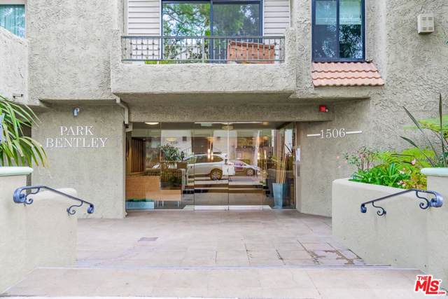 1506 S Bentley Avenue #311, Los Angeles (City), CA 90025 (#19530086) :: The Pratt Group