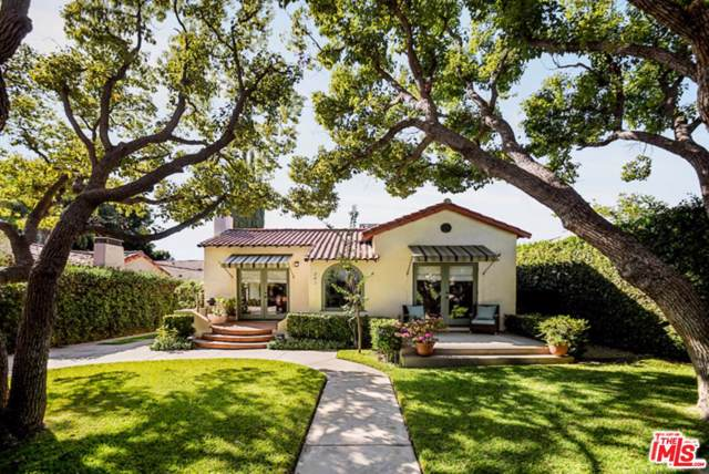 741 N Orange Grove Avenue, Los Angeles (City), CA 90046 (#19530172) :: Lydia Gable Realty Group
