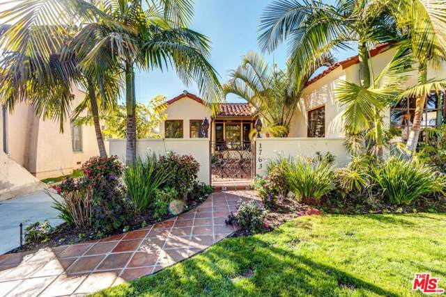 1763 S Garth Avenue, Los Angeles (City), CA 90035 (#19522208) :: Lydia Gable Realty Group