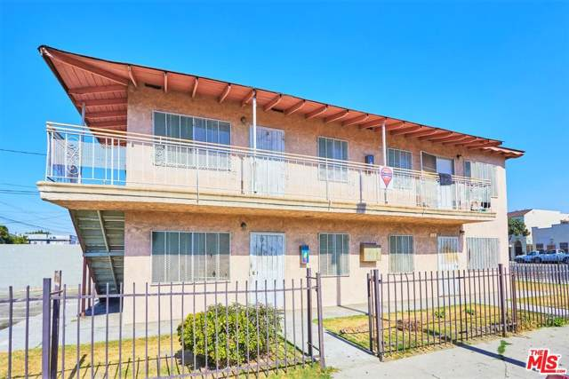 5293 S Broadway, Los Angeles (City), CA 90037 (#19530310) :: Golden Palm Properties