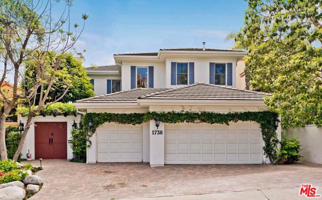 1738 Chastain, Pacific Palisades, CA 90272 (#19530240) :: Golden Palm Properties