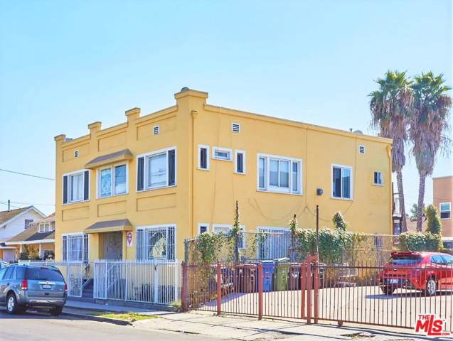 448 W 52ND Street, Los Angeles (City), CA 90037 (#19530314) :: Golden Palm Properties