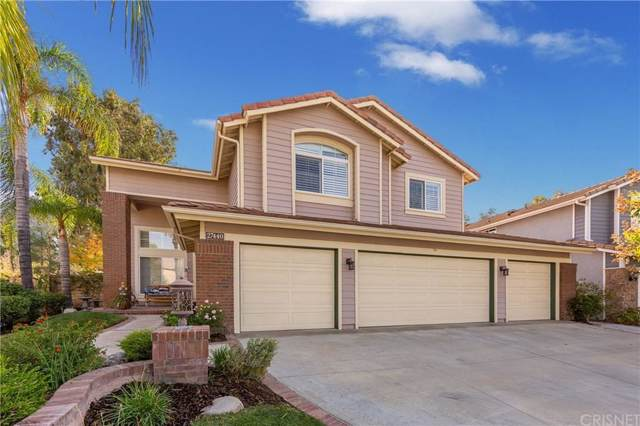 27440 Briars Place, Valencia, CA 91354 (#SR19262195) :: Lydia Gable Realty Group
