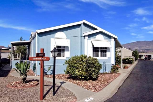 500 W Santa Maria Street #65, Santa Paula, CA 93060 (#219013797) :: Lydia Gable Realty Group