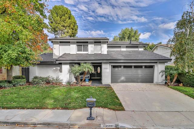2221 Silver Spring Drive, Westlake Village, CA 91361 (#219013807) :: Randy Plaice and Associates