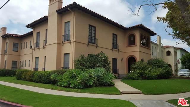 105 N Mansfield Avenue, Los Angeles (City), CA 90036 (#19530420) :: The Agency