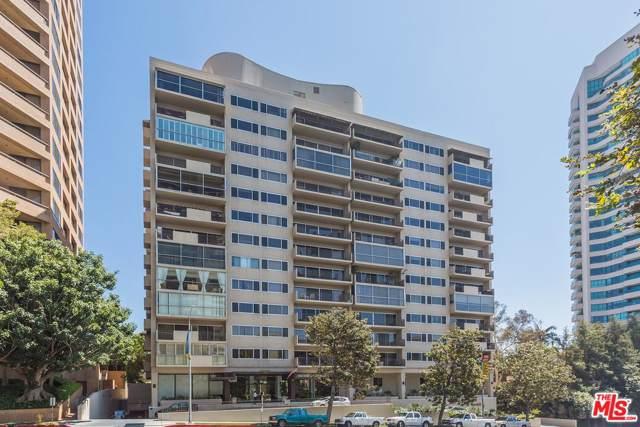 10450 Wilshire 10F, Los Angeles (City), CA 90024 (#19530244) :: The Pratt Group