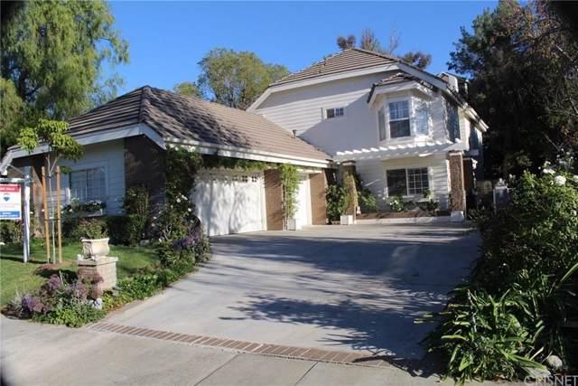 26512 Emerald Dove Drive, Valencia, CA 91355 (#SR19265945) :: Randy Plaice and Associates