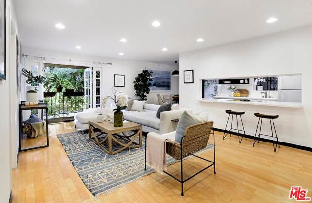 1010 Palm Avenue #102, West Hollywood, CA 90069 (#19529764) :: Lydia Gable Realty Group