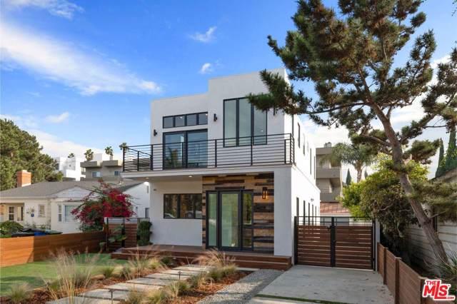 11230 Pickford Street, Los Angeles (City), CA 90064 (#19530038) :: Lydia Gable Realty Group